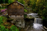 Douglas  Hupfer - Springtime at Lanterman's Mill 1